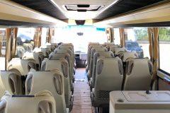 Interni - Mercedes Atego Cruiser 37 Posti