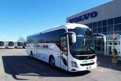 Volvo 9700 - 53 posti con WC + WI-FI