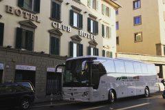 Mercedes Tourismo 55 posti con WI-FI