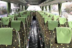 Interni - Mercedes Tourismo 55 posti con WI-FI