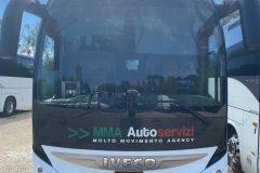 Iveco Magelys 53 posti con WC +  WI-Fi