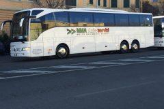 Mercedes Tourismo 57 posti con WC + WI-FI