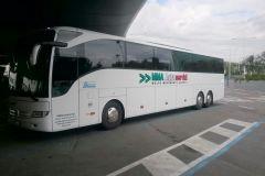 Mercedes Tourismo 61 posti + WC + WI-FI