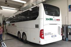 Mercedes Tourismo 64 posti con WI-FI